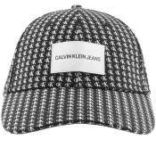 Product Image for Calvin Klein Jeans Logo Cap Black